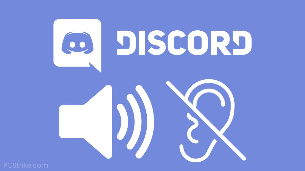 Discord Can't Hear Anyone