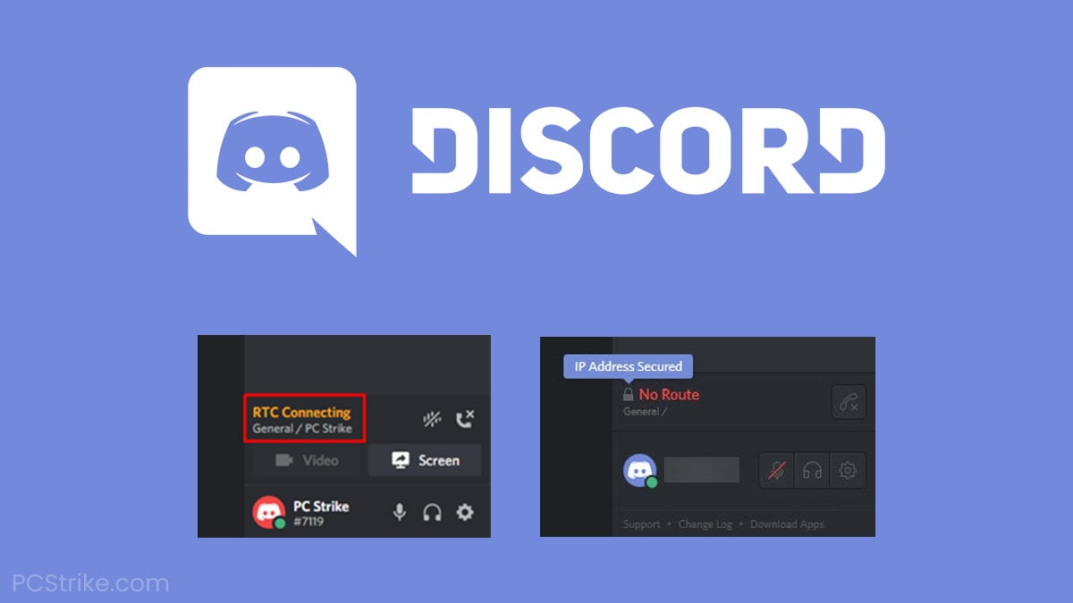 Discord No Route Fix