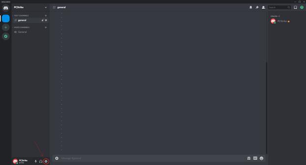 Discord Streamer Mode Opening Settings