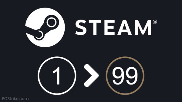 How To Level Up On Steam