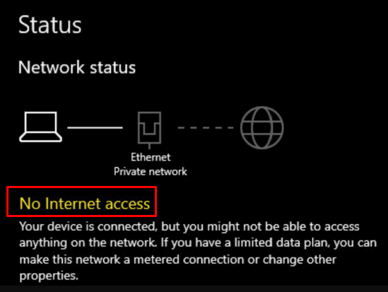 Steam Not Connecting No Internet Access