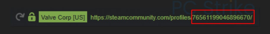 Where To Find Steam ID