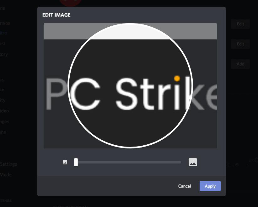 Change Discord Picture
