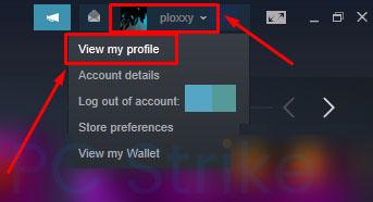 Change Steam Account Name