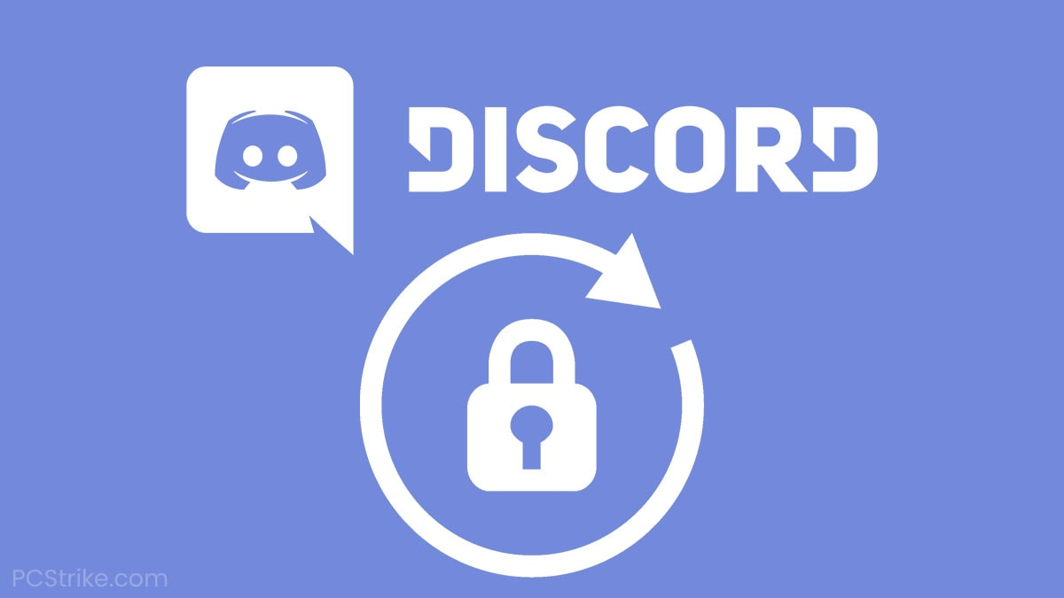 How To Change Discord Password