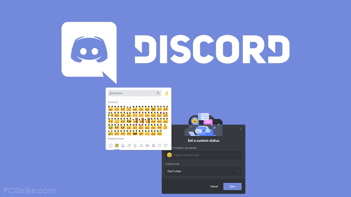 How To Change Status On Discord