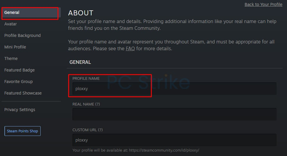 How To Change Your Steam Name