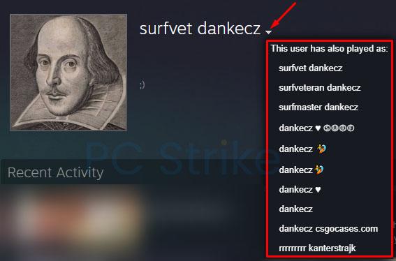 Steam Change Account Name