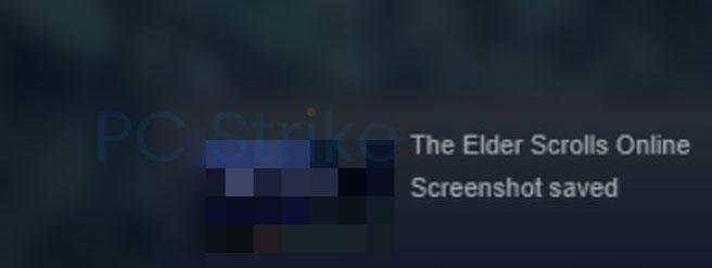Steam How To Take Screenshot
