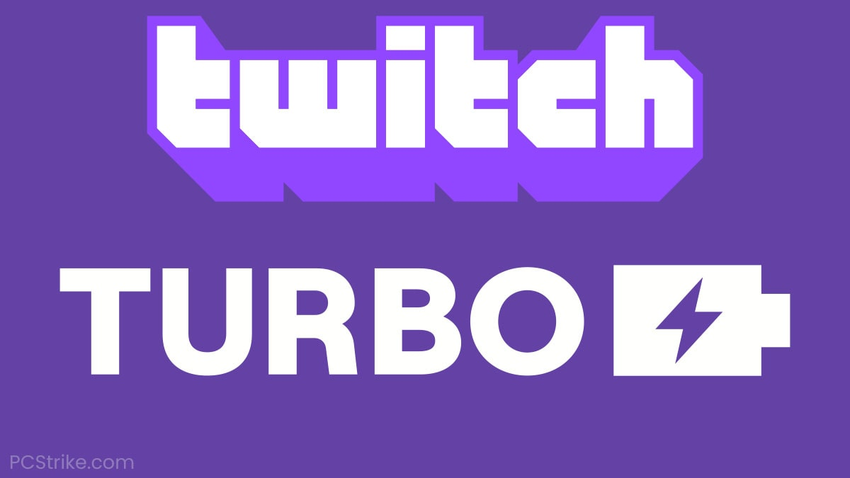 What Is Twitch Turbo
