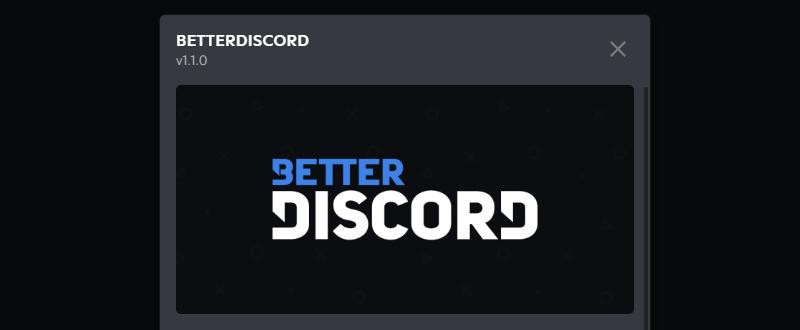 Better Discord Changelog