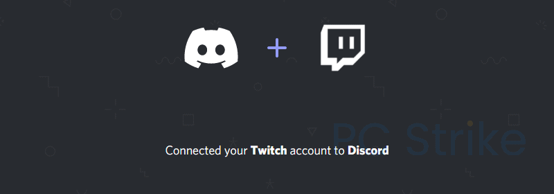 Connect Twitch To Discord