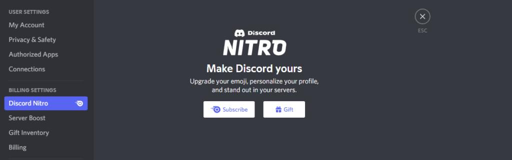 Free Discord Nitro