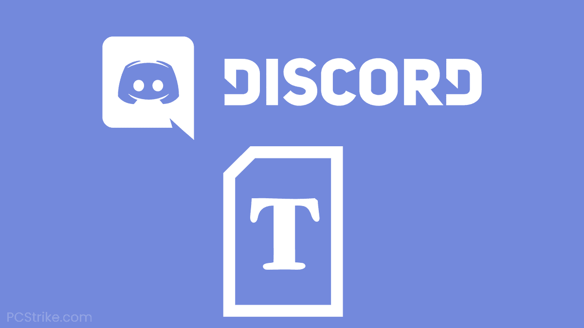How To Change Font In Discord