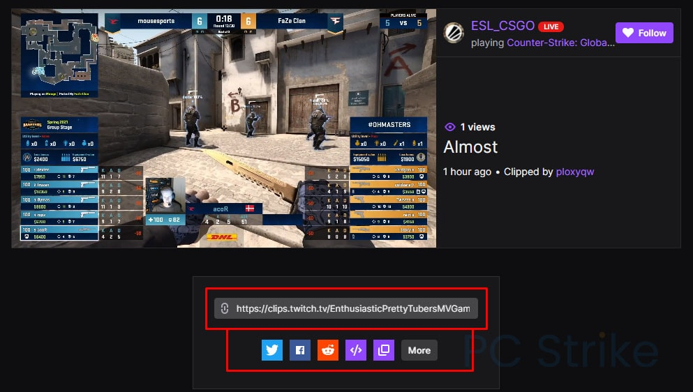 How To Make A Clip On Twitch