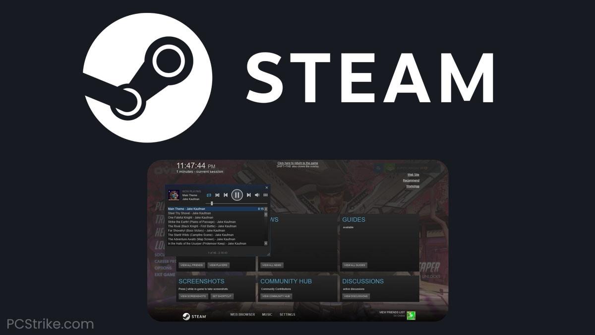 Steam Overlay Not Working Fix