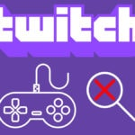Twitch App Not Finding Games