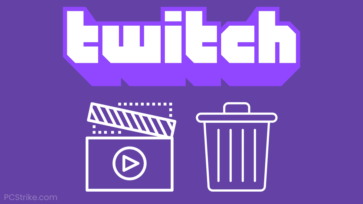 How To Delete Clips On Twitch