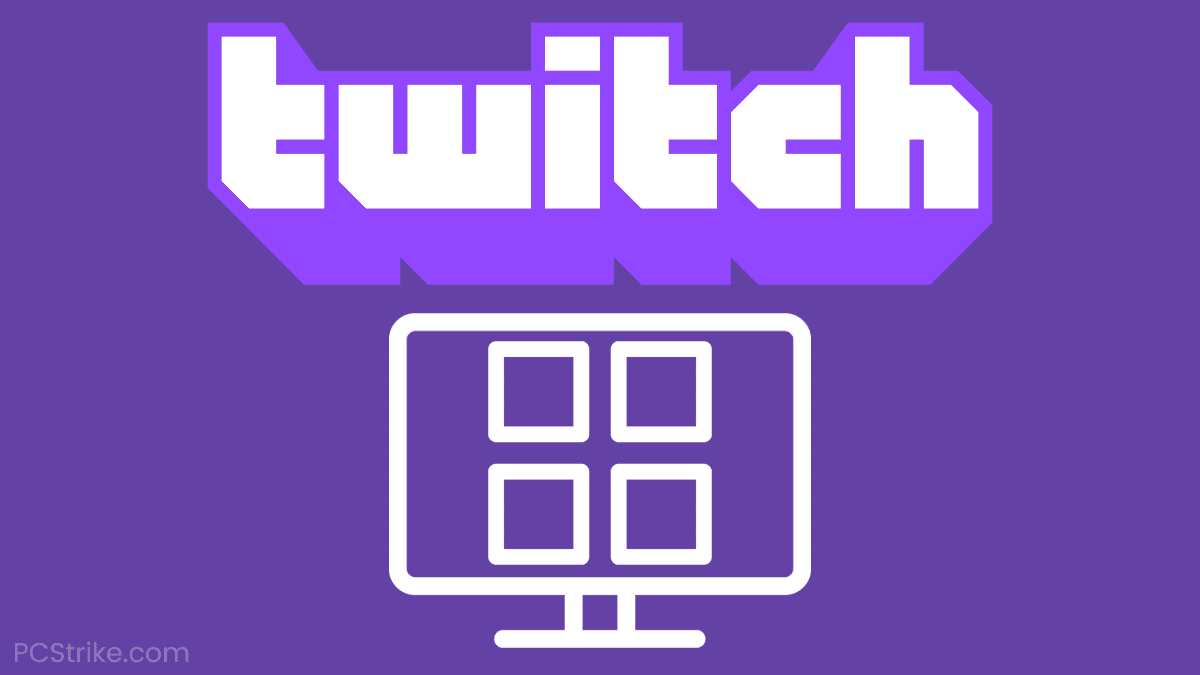 How To Squad Stream On Twitch