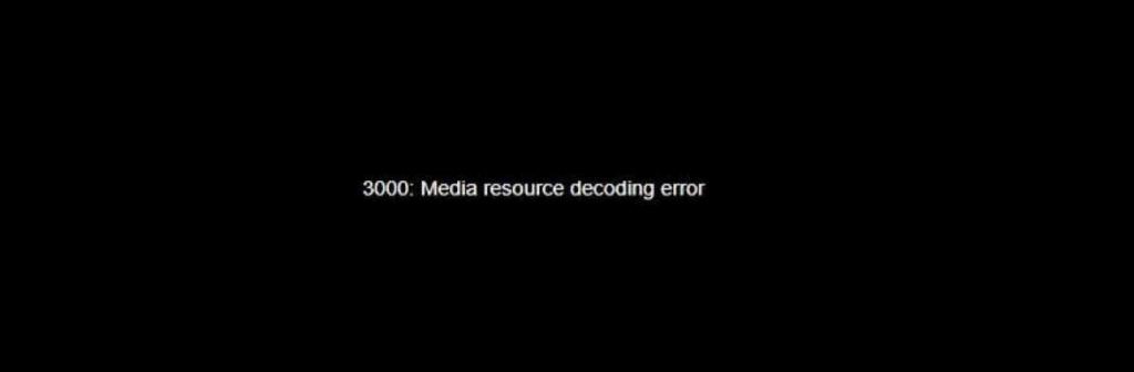 Twitch 3000 Error