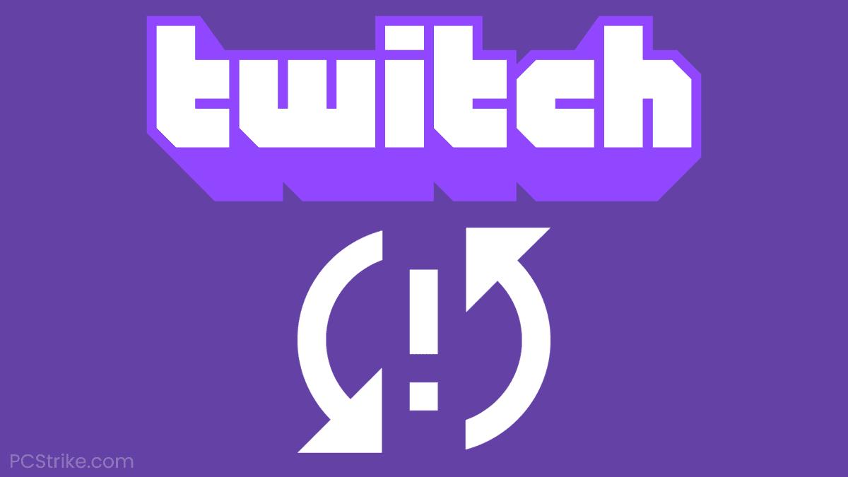 Twitch Audio Delay Desync