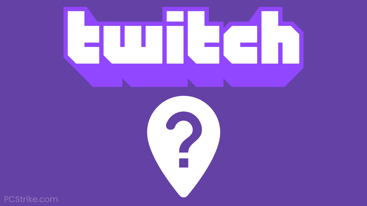 Twitch Error 7000 – Premium Content Is Not Available In Your Region