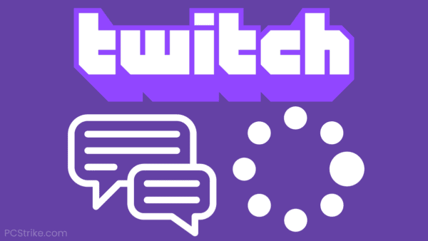 Twitch Chat Not Connecting