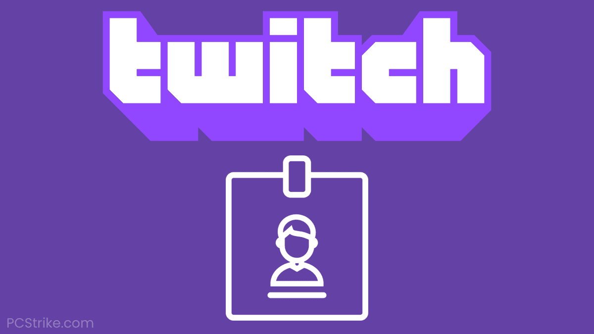 Twitch Error 403 – You May Not Change Your Display Name