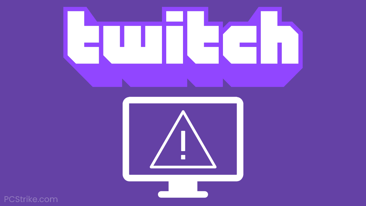 Twitch Failed To Load Module