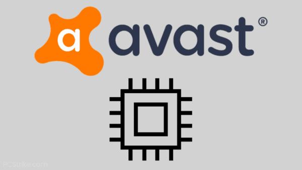 Avast High CPU Usage