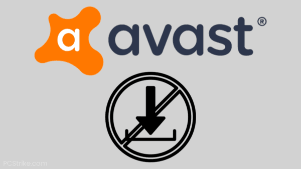 Avast Not Installing