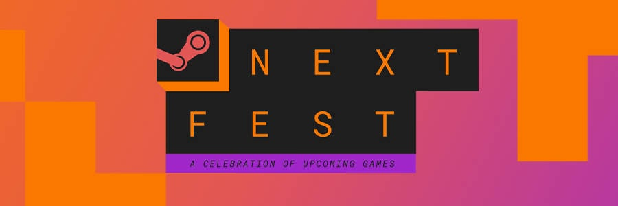 Next Fest upcoming games