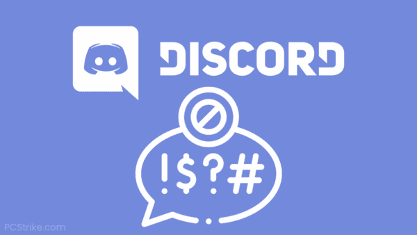 How To Ban Words In Discord