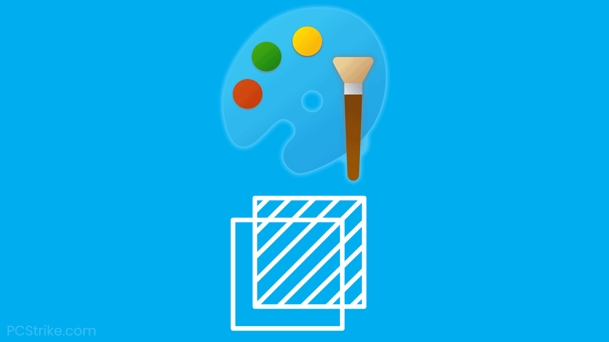 How To Make An Image Transparent In Paint