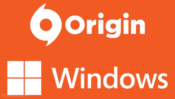 Origin Install Errors For Windows