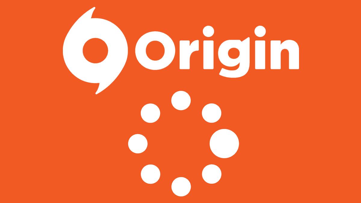 Origin Wont Load