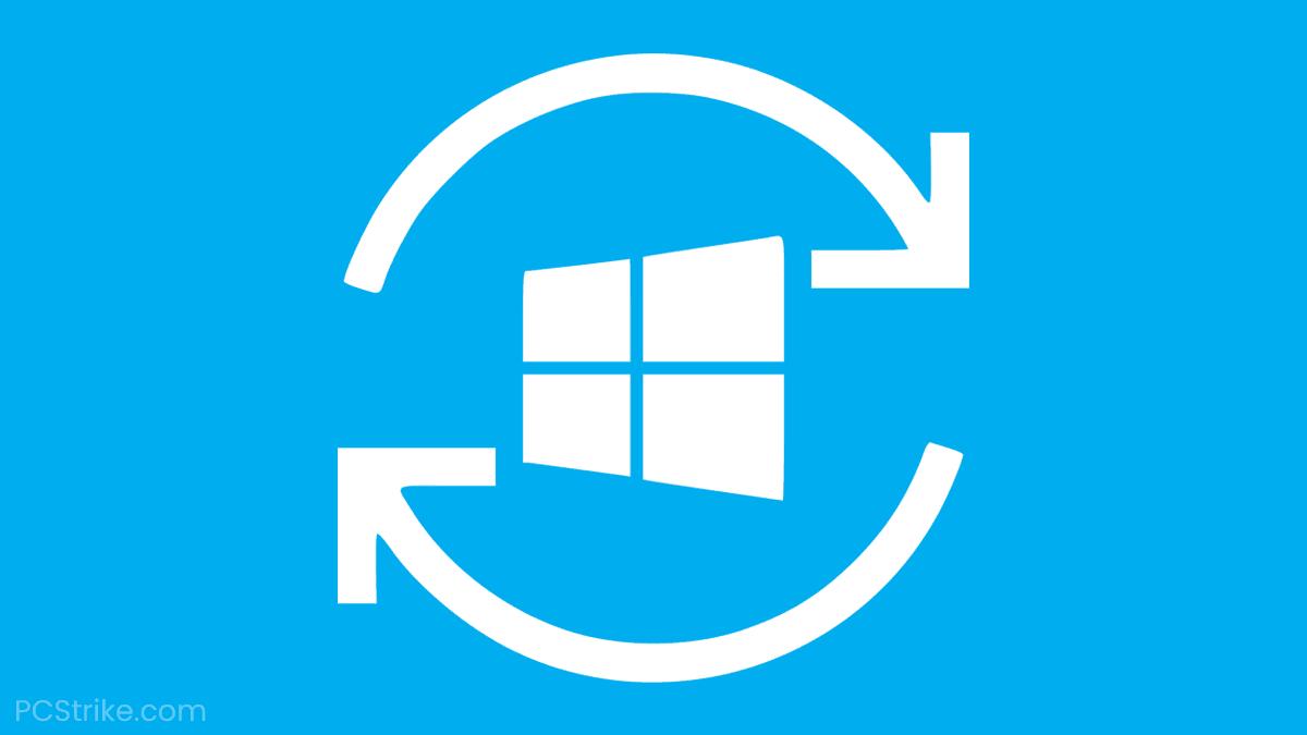 Windows 10 Won't Update