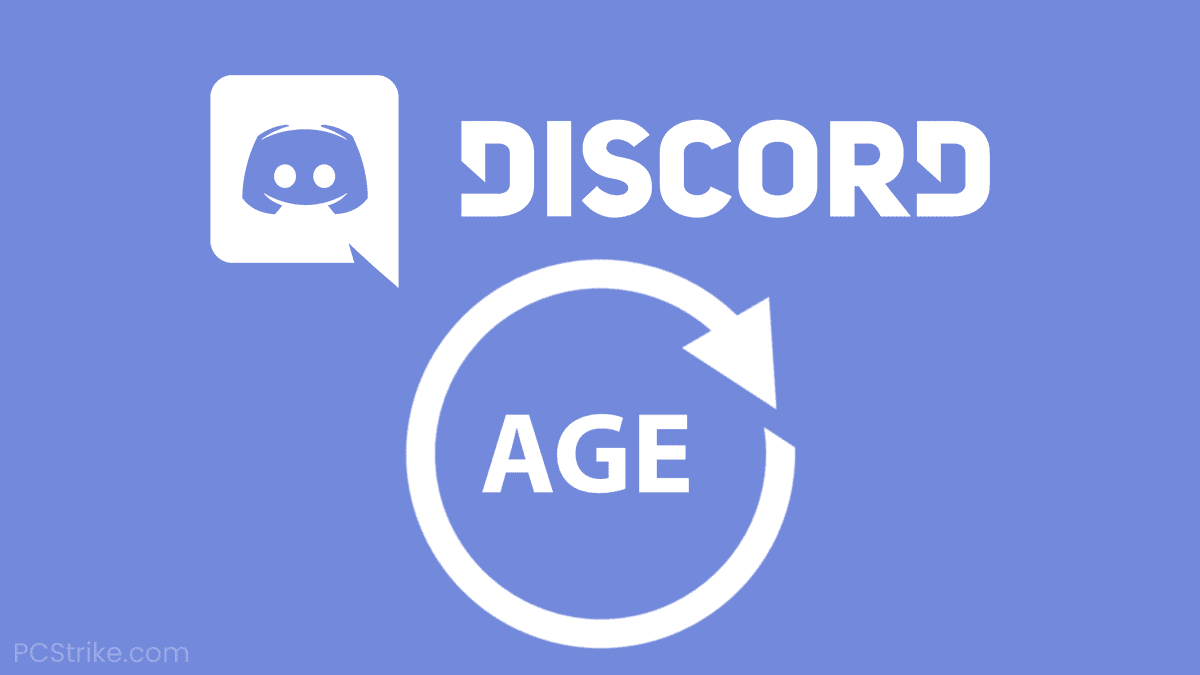 How To Change Your Age In Discord